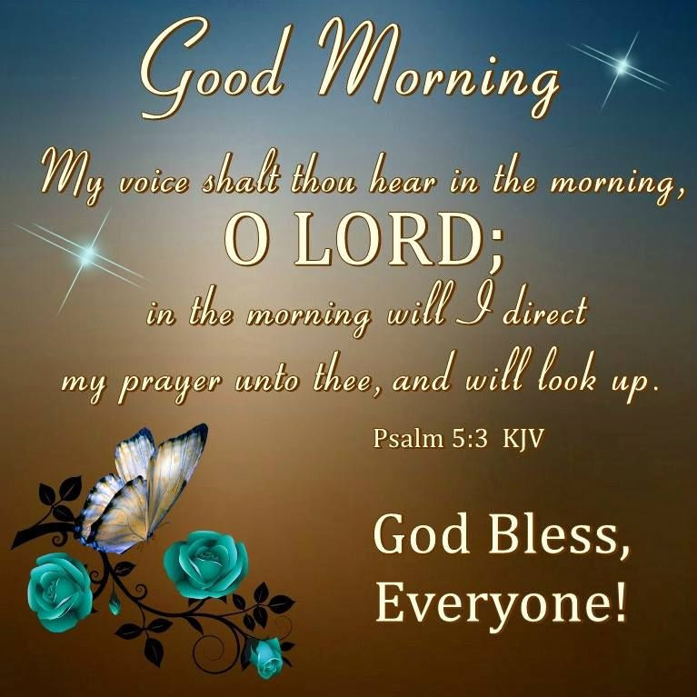 Good Morning God Bless Everyone Pictures Photos And Images For