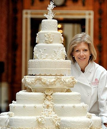 Are You Hungry? The Royal Wedding Cake!   Oh No They Didn't!