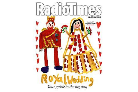 Radio Times Royal Wedding cover: how we chose the winner