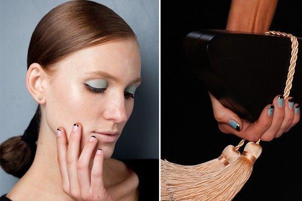 Confira 10 nail arts fáceis e minimalistas para se