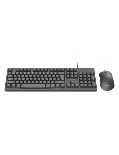 Combo GAMING teclado y mouse SPT6324 Accesorios para PC y