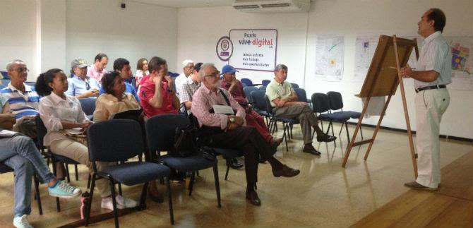 Seis proyectos surgen de la planificación participativa en comunas 9 y 19