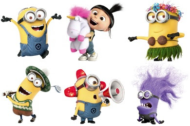Despicable Me 2 Icons