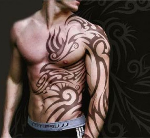 I've also found online a great book which is a compilation of amazing tattoo