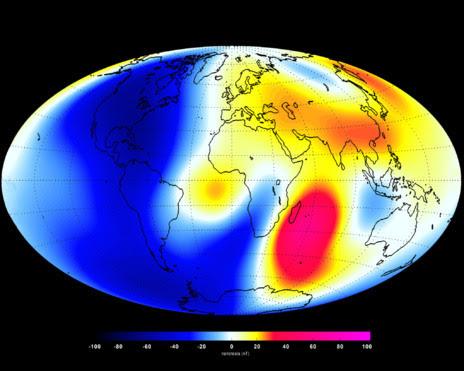 EVOLUCIÓN EN SEIS MESES. El mapa, elaborado con los primeros datos de...