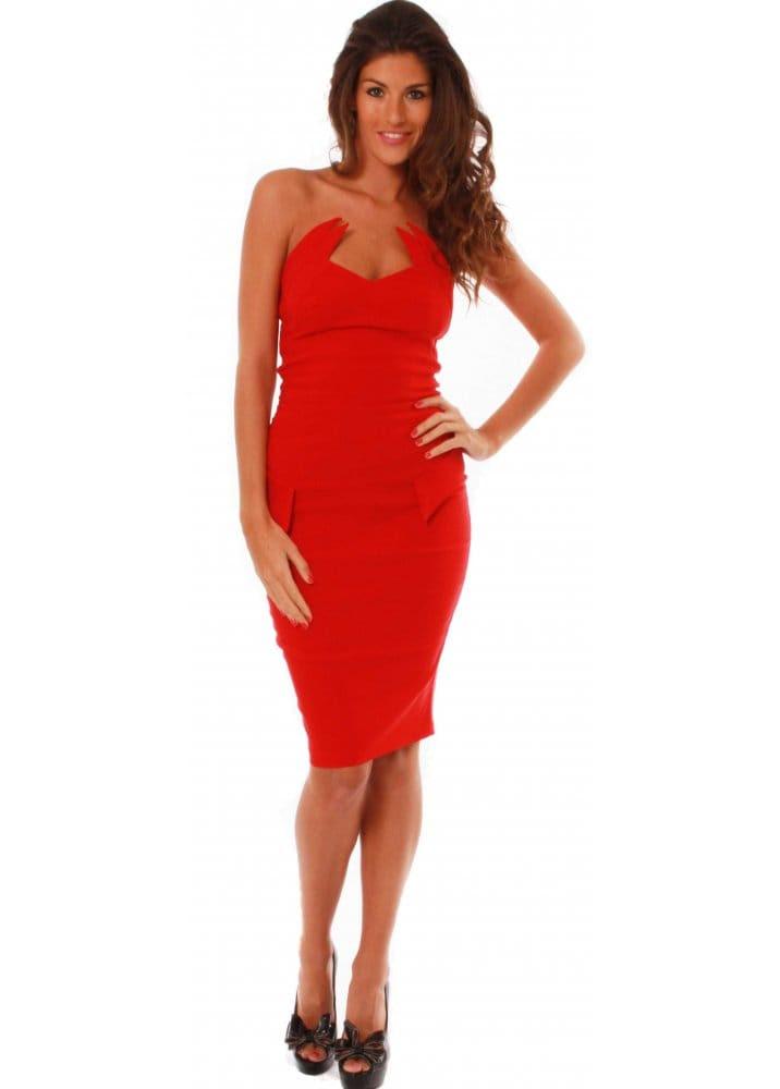 Size strapless bodycon dress uk small zara