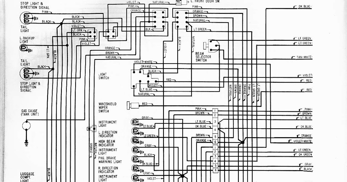 1972 Chevelle Wiring Diagram Ga Tank