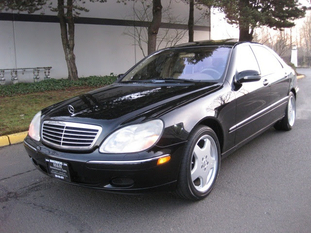 2000 Mercedes-Benz S500 Sedan LWB NAVIGATION/ Records/ AMG ...