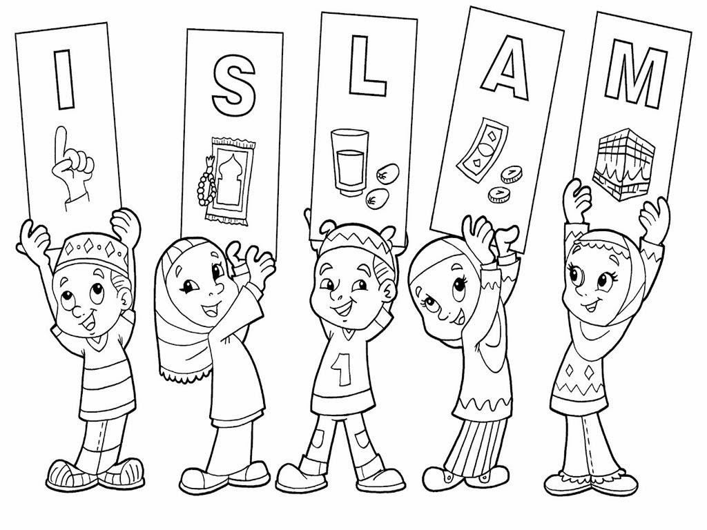 Gambar Wallpaper Anak Muslim Gudang Wallpaper