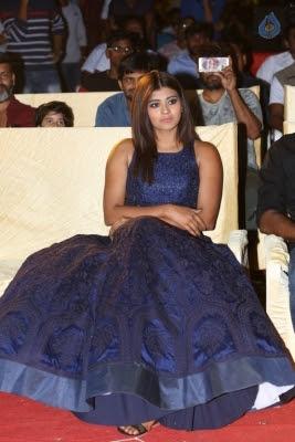 Hebah Patel at Andhhagadu Pre Release Event - 4 of 21