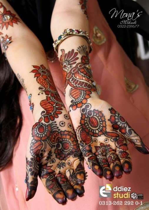 Beautiful-Indian-Bridal-Wedding-New-Mehndi-Designs-Photos-Embroidery-Dulhan-Feet-Mehndi-4