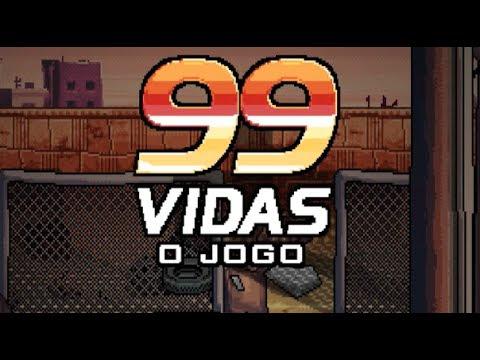 99vidas O JOGO (Demo) - Gameplay