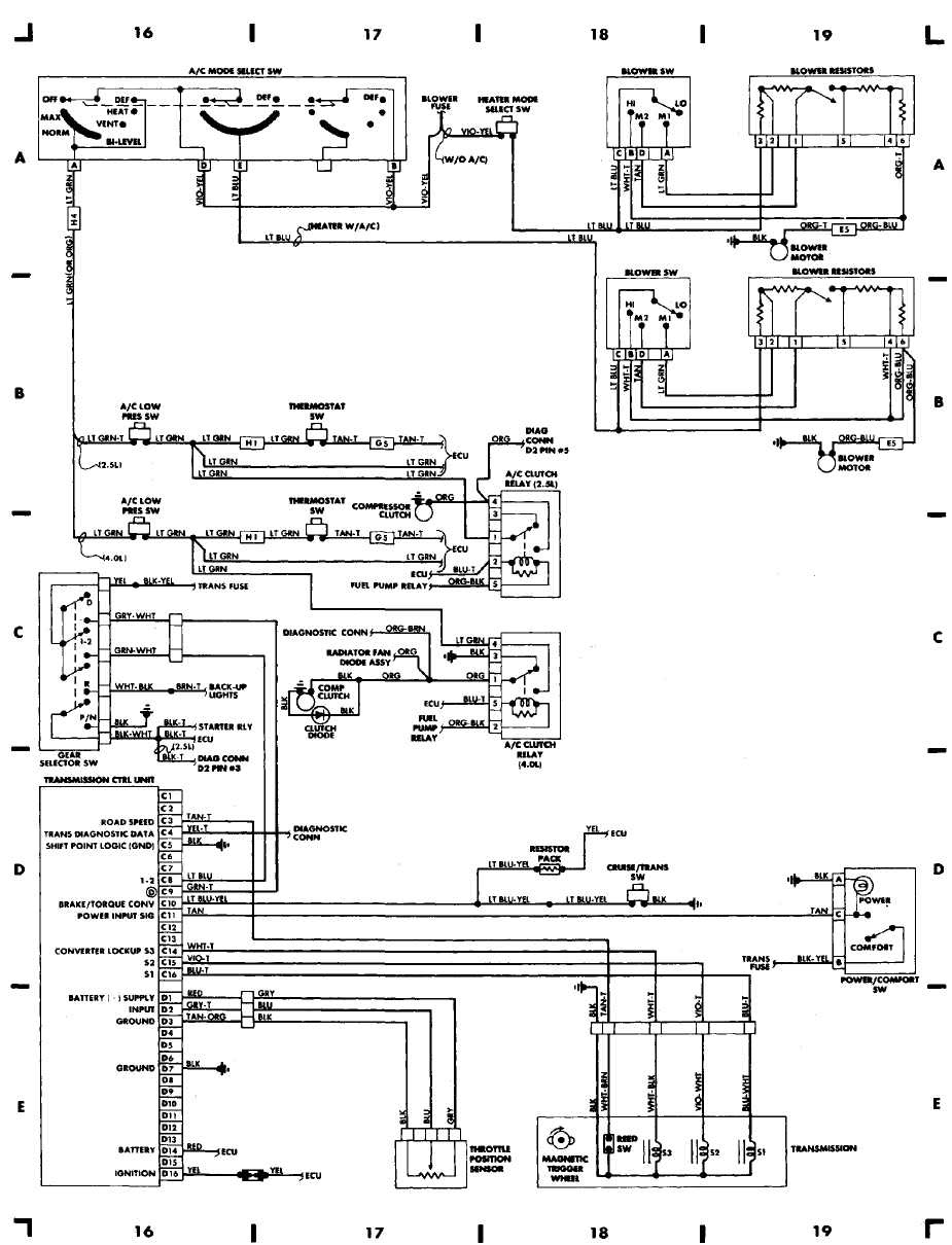 2005 Jeep Grand Cherokee Rear Light Wiring Diagram 2004 Peterbilt Wiring Schematics For A 335 Datawirieng Ford2021 Yangfamilytaichi It