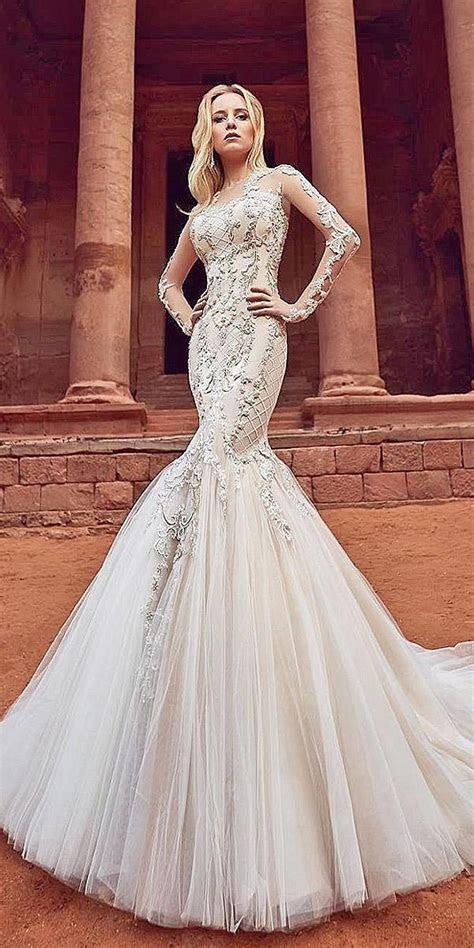 15 Oksana Mukha 2018 Wedding Dresses   Wedding Dresses Guide