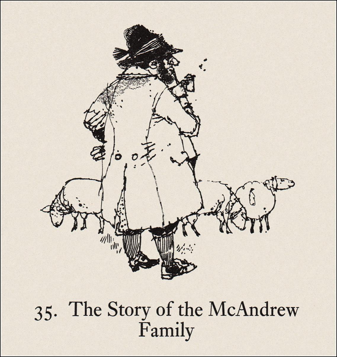 Victor G. Ambrus, Celtic fairy tales