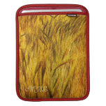 Wild Grass Under a Burning Sun - Monogram rickshaw sleeves