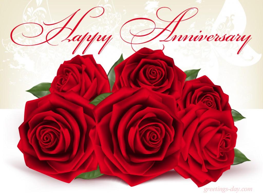 Happy Anniversary love