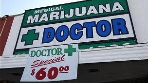 Dispensario de marihuana en Los Ángeles