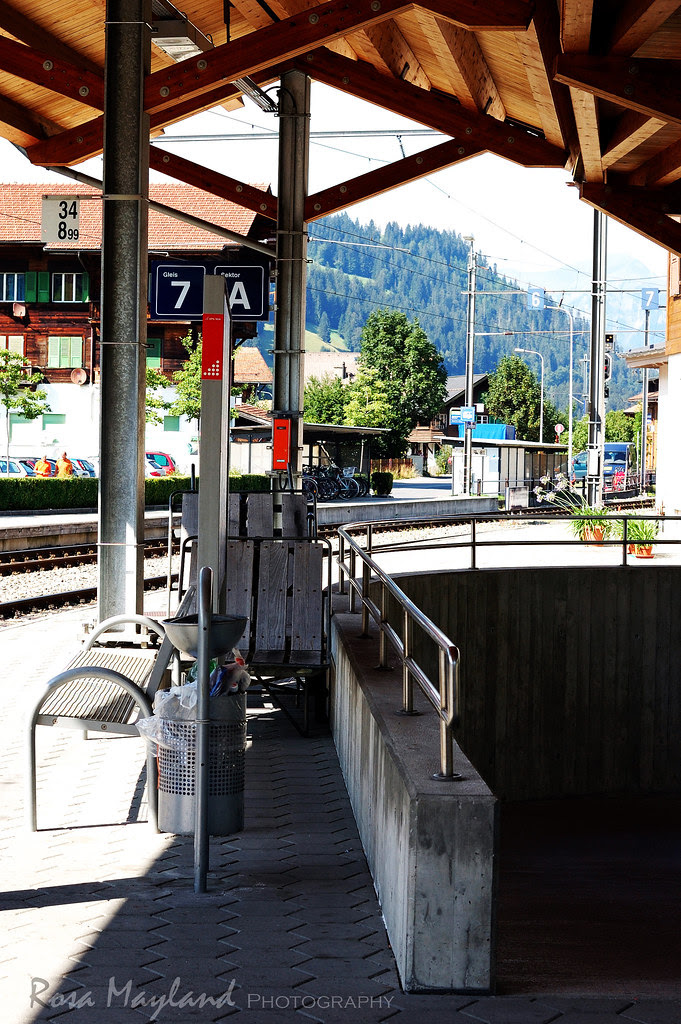 Zweisimmen Train Station 3 9 bis