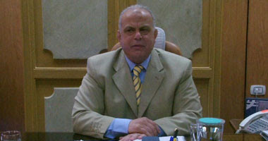 اللواء محسن الجندى مدير أمن سوهاج