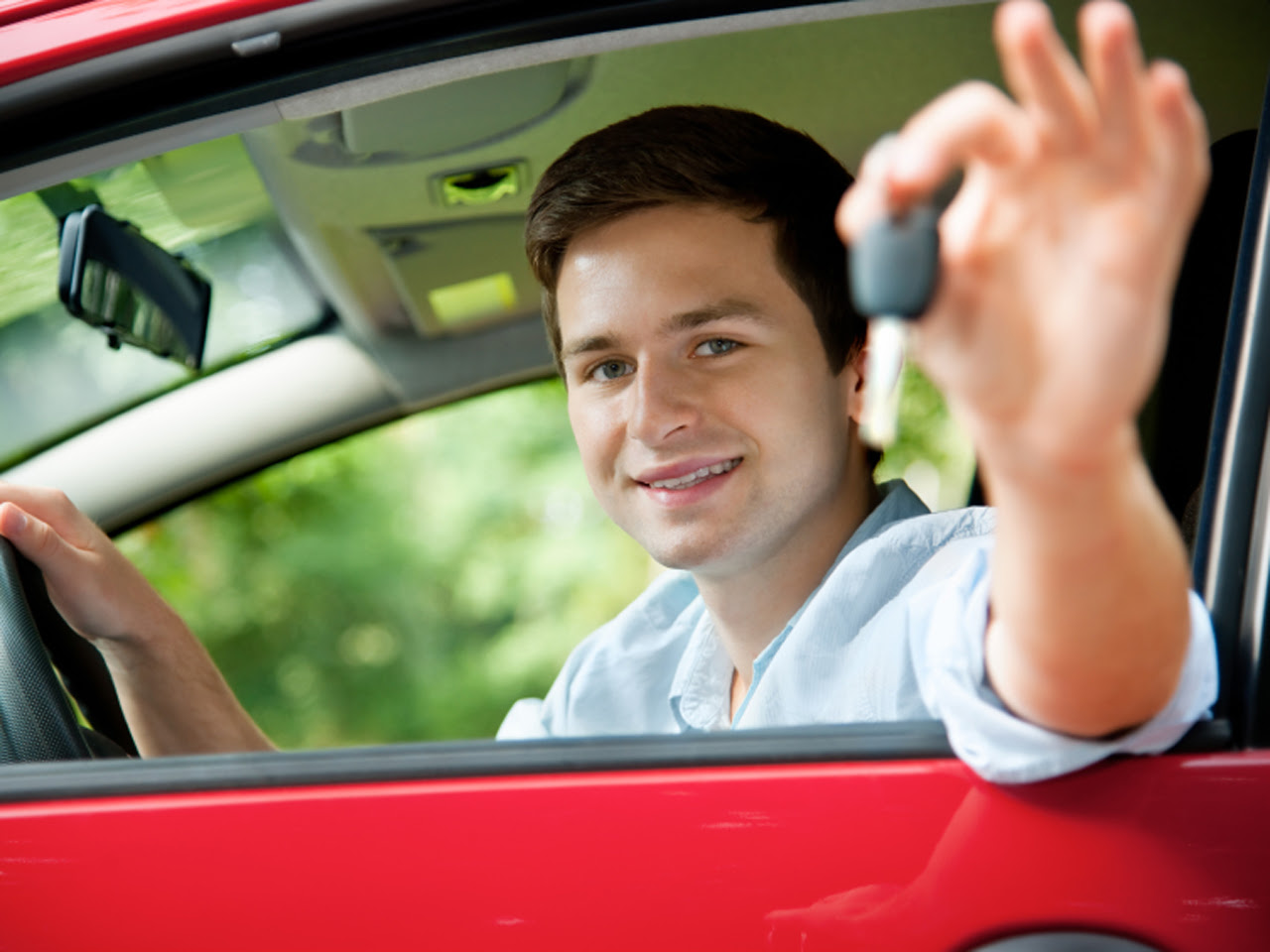 Before you send your student to college with a car - CBS News