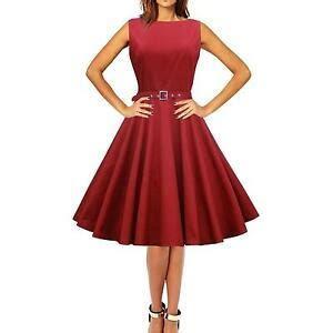 50s Style Dress   eBay