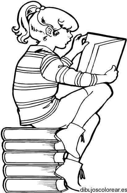 Kitap Merkezi Için Görseller Ve Boyama Sayfaları 3 Okul öncesi