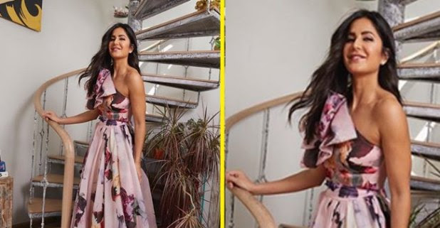 Katrina Kaif Looks Heavenly in Latest Floral Print Outfits for Promoting 'Bharat'