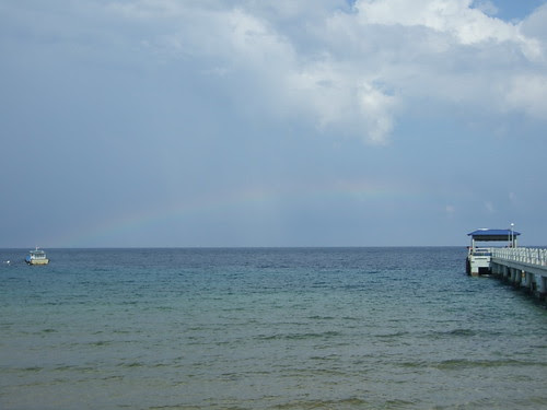 Rainbow at Tioman