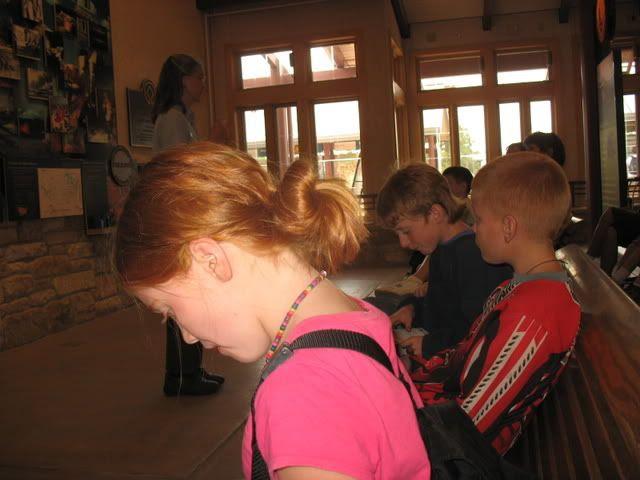 Kids at Science Talk