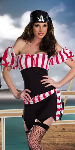 Ships Ahoy - Costume