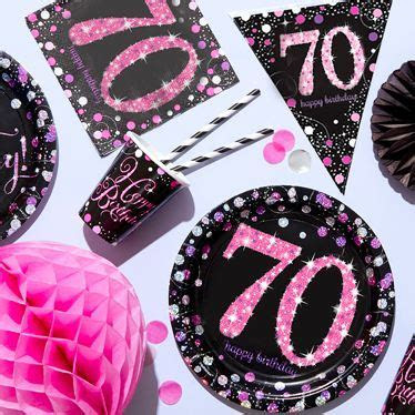 70th Birthday Party Themes & Ideas   Party Supplies