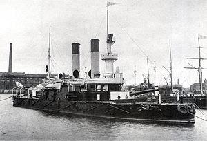 Admiral Ushakov in 1897