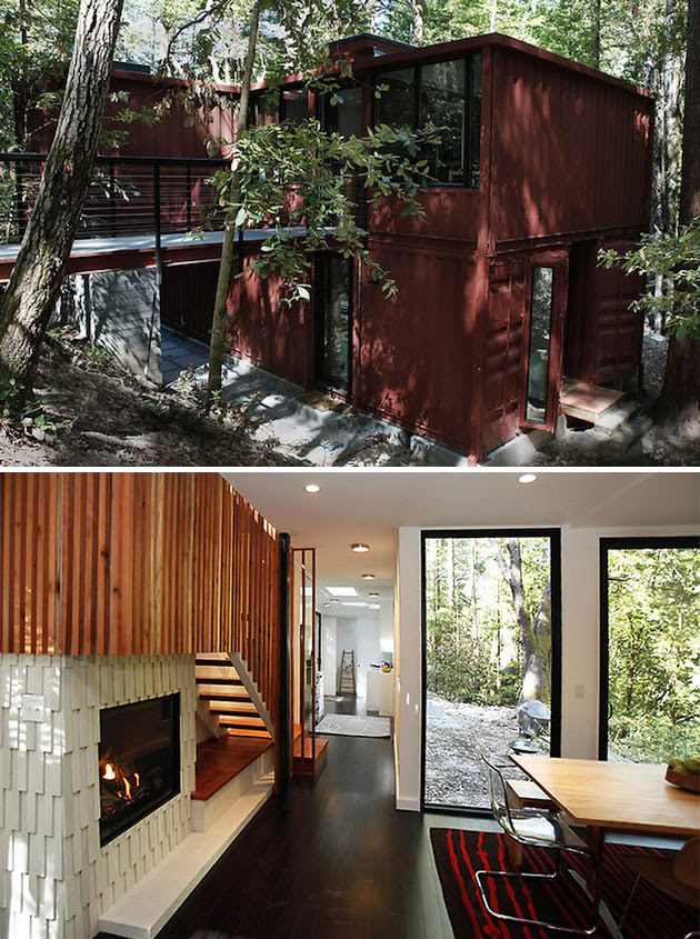 15 Shipping Containers Turned Into Designer Homes 11