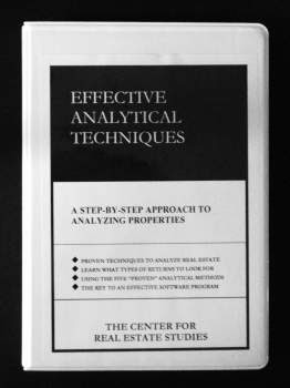 Effective Analytical Techniques