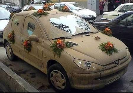 12 Craziest Wedding Cars   wedding cars, crazy cars   Oddee