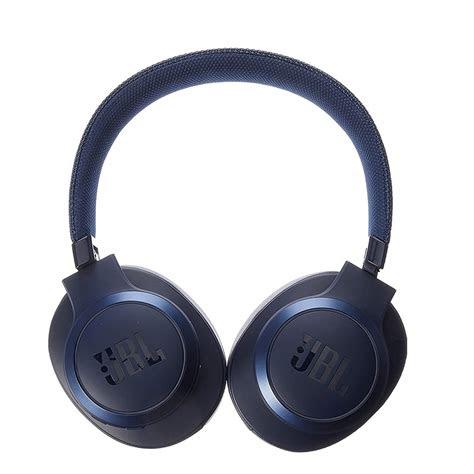 jbl  bt anc  ear wireless headset blue