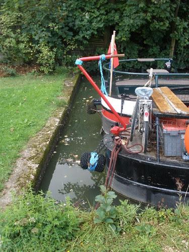 Warwick Saltisford Canal P8270120