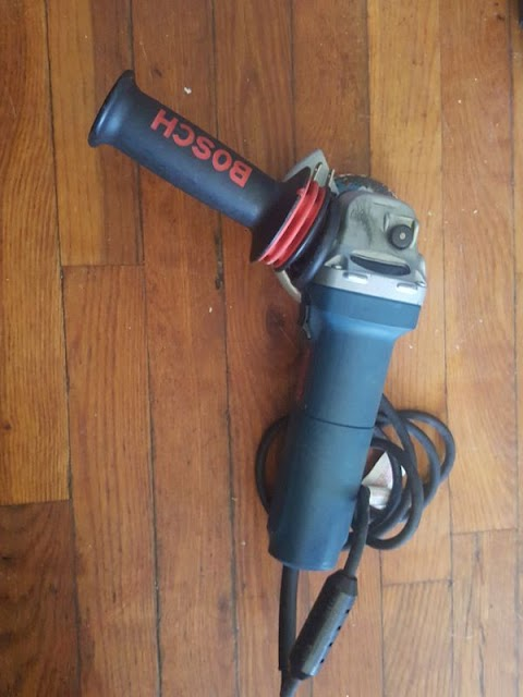 Bosch 1375A Angle Grinder