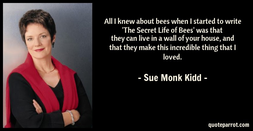 All I Knew About Bees When I Started To Write The Secr By Sue