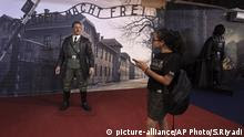 Indonesia Nazi Display Adolf Hitler Wachsfigur