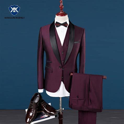 Slim Fit Men Suits Royal Blue Blazer Latest Coat Pant
