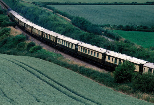 British Pullman Luxury Train