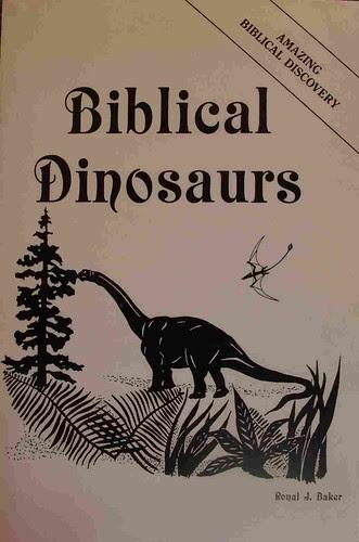 biblical dinosaurs
