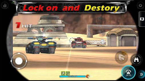 download game Tank Hit android