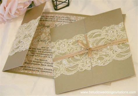 gold ? B Studio Wedding Invitations   Style Blog