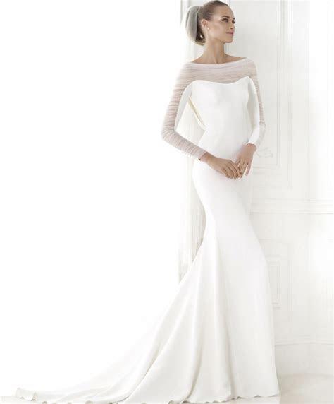 pronovias wedding dresses pre  collection modwedding