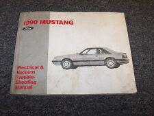 1990 Ford Mustang Electrical Wiring & Vacuum Diagram ...
