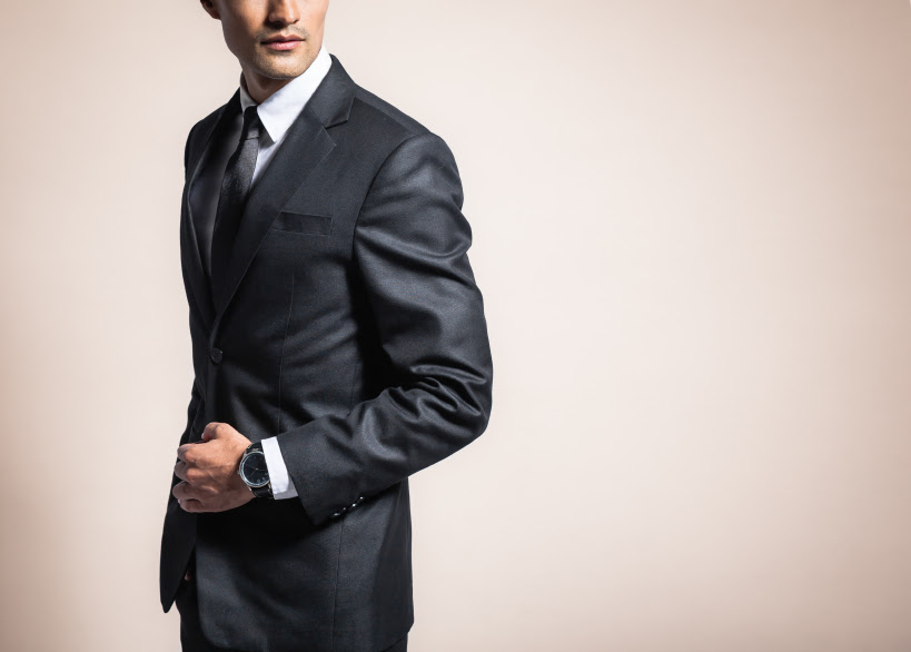 Life Hack Making Your Cheap Suit Look Tailored