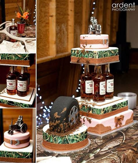 10 Countriest Wedding Cakes You'll Ever See   Wide Open